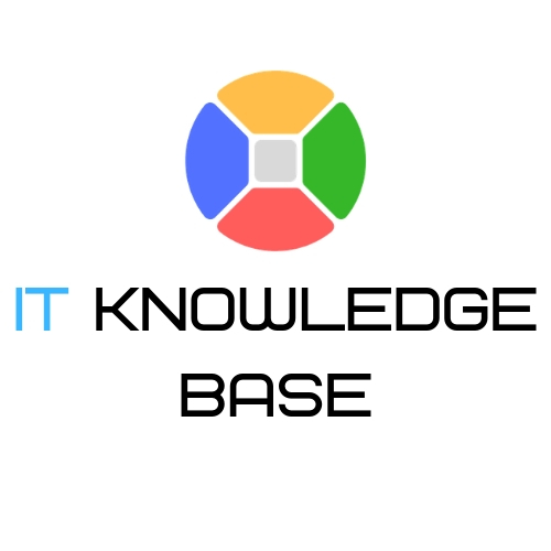 knowledge base it expert